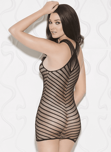Between The Lines Stripe Chemise