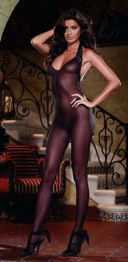 Black Diamond Ferrara Bodystocking