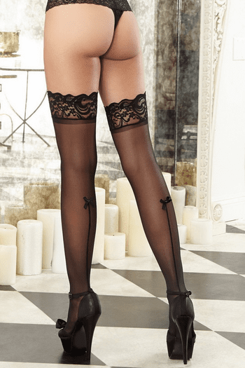 Black Diamond Oxford Stockings