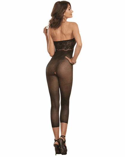 Black Diamond Versatile 2 Way Bodystocking Dress