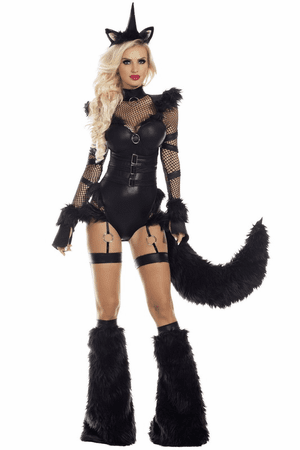 Black Unicorn Costume