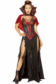 Blood Lusting Vampire Costume