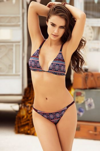 Bluemoon Halter Bikini Set