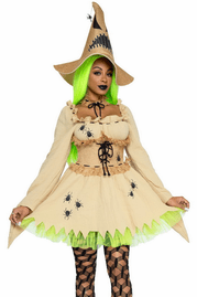 Bugged Out Baddie Halloween Costume