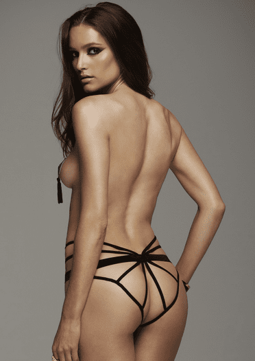 Butterfly Cage Sexy Panty