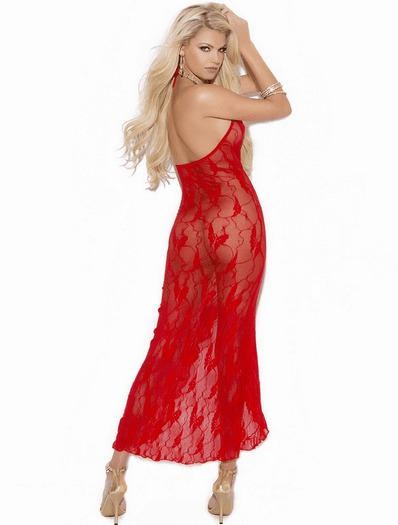 Butterfly Lace Love Gown
