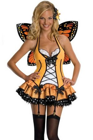 Butterfly Sexy Costume