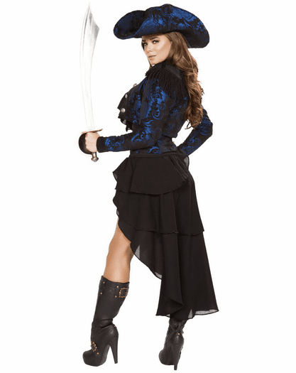 Captain of the Night Pirate Costume