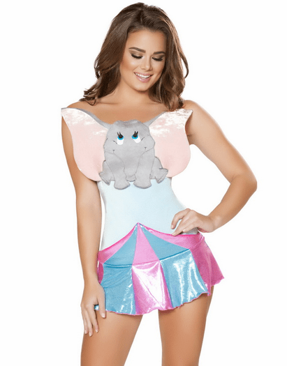 Circus Elephant Fun Costume