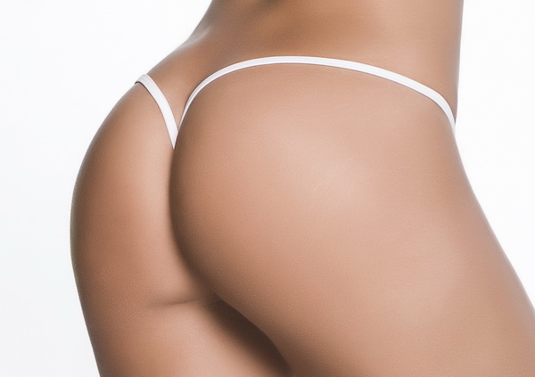 Clip Y Back Thong