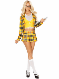 Clueless School Girl Costume
