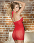 Contrast Cupid Lace Chemise
