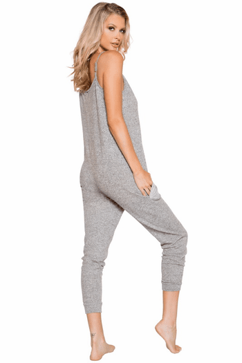 Cozy and Comfy Pajama Jumpsuit
