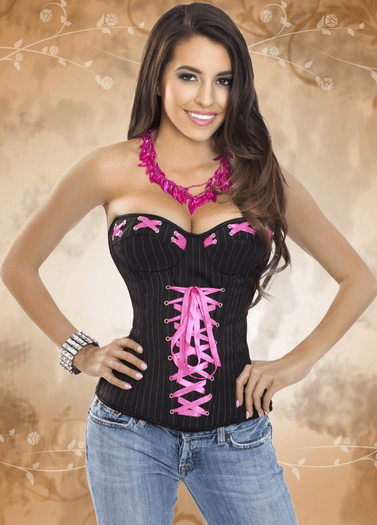 Crash Into Me Corset