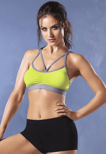 Crush It Sexy Sports Bra