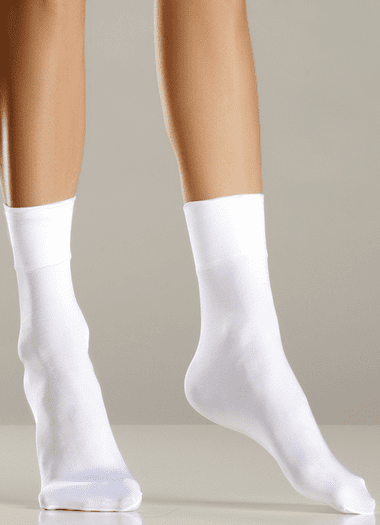 Cuff Ankle Socks
