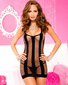 Cutout Cupid Sexy Chemise
