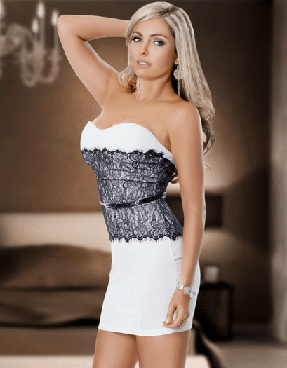 Dancing With Passion Mini Dress