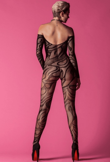 Dangerous Curves Sexy Bodystocking