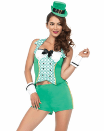 Darling Leprechaun Fun Costume