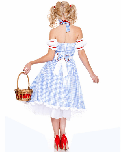 Dorothy Doll Sexy Costume