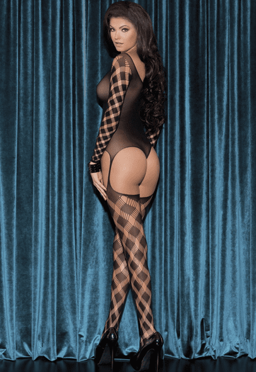 Drive Me Crazy Sexy Bodystocking