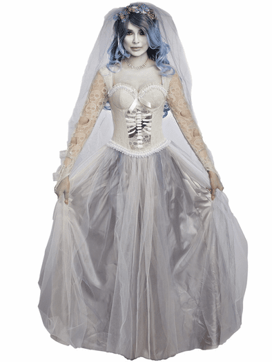 Dying To Marry Bridal Costume