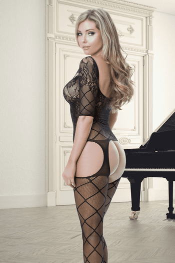 Endless Love Sexy Bodystocking