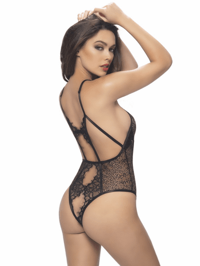 Everlasting Lace Teddy