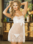 Fall In Love Babydoll & G-String Set