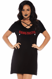 Fangtastic Jersey Dress