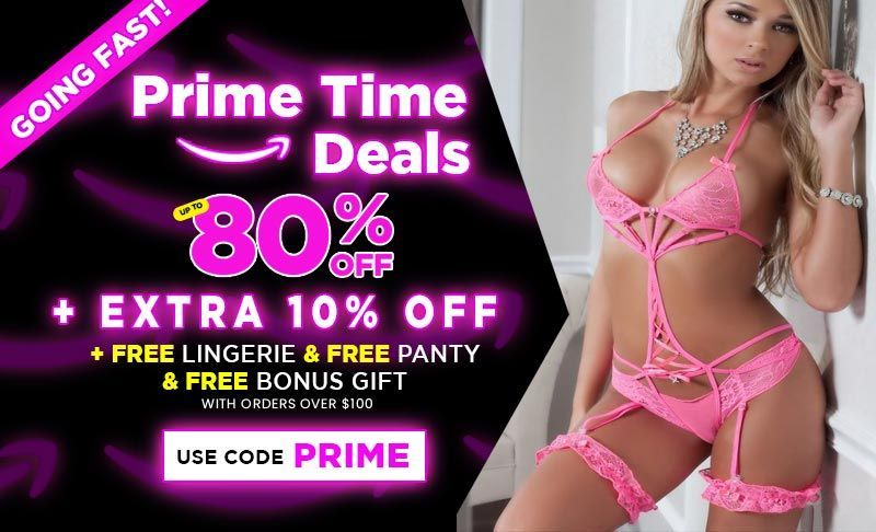Prime Weekend Deals Up To 80% Off