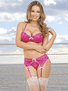 Flirty Fever Bra, Garterbelt, & Panty Set