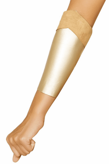 Gold Arm Bands