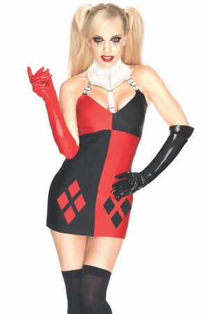 Gotham City Most Wanted Harley Quinn Costume