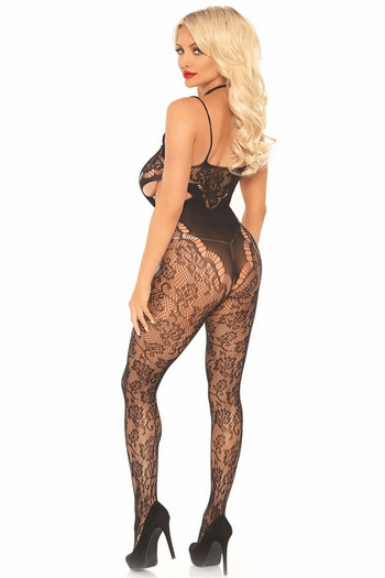 Harness Lace Bodystocking