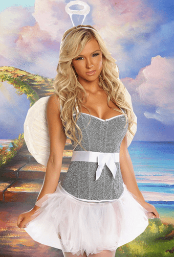 Heavenly Sweet Angelic Costume
