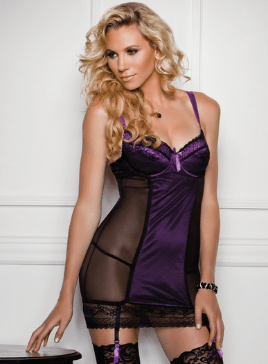 High Maintenance But Worth It Sexy Chemise