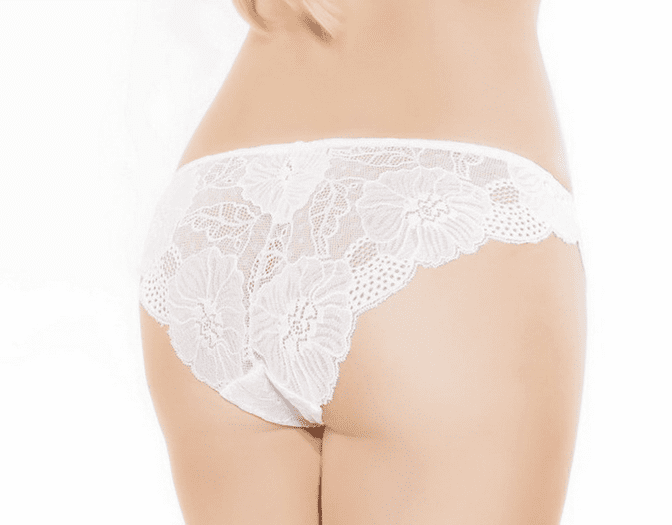 High Stakes Lace Panty