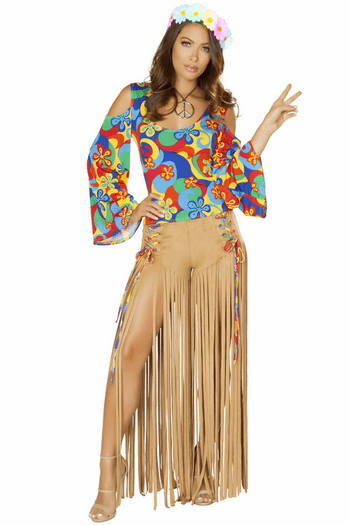 Hippie Princess Costume