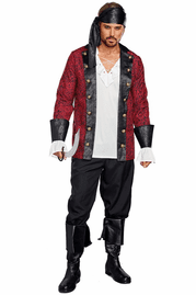Holy Ship Men's Pirate Costume