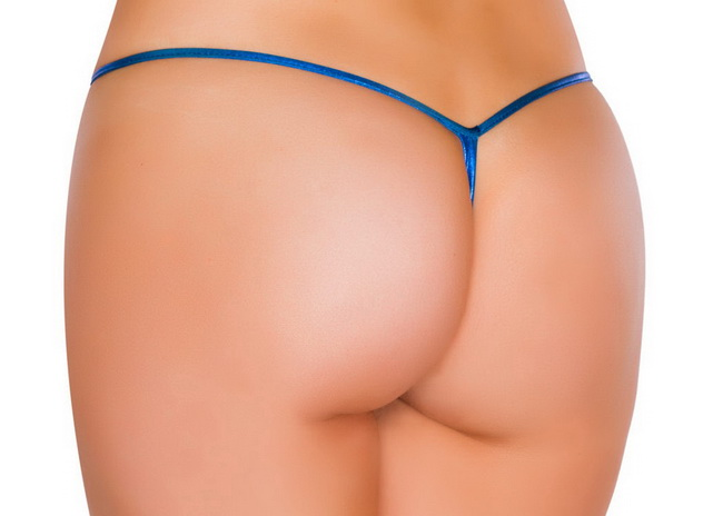 Hot & Spicy Tear Drop Thong