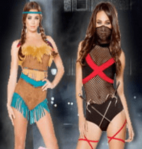 How to Turn Any Halloween Costume into a Sultry Outfit