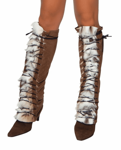 Indian Chief Leg Warmers