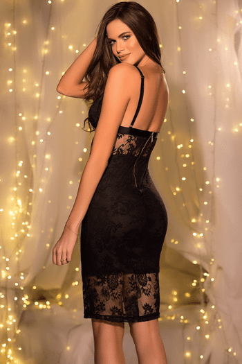 Intricate Lace Chemise