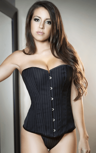 It's All Business Sexy Corset