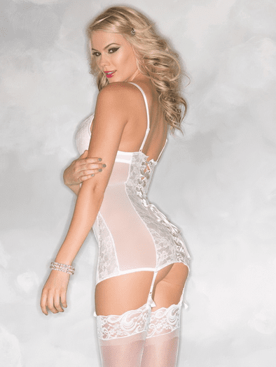 Just Married Sexy Chemise