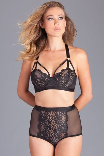 Karina High Waist Bra Set