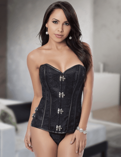 Kim's Night Of Passion Corset