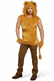 King Of The Jungle Costume